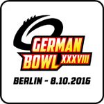 Logo vom German Bowl 2016